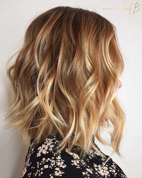 Short Layered Haircut - 30