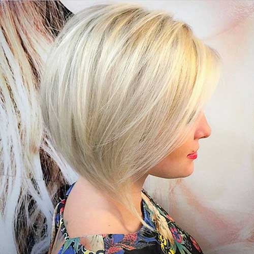 Short Layered Hairstyle - 30