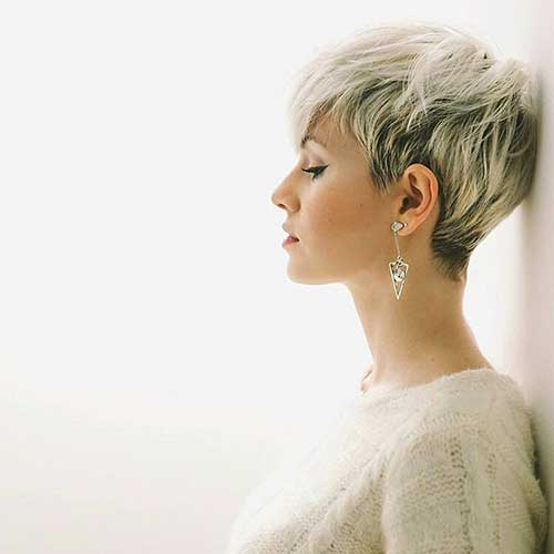 Sexy hairstyles for short hair Nude Photos 31
