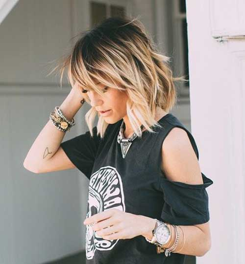 Short Haircuts For 2015-30
