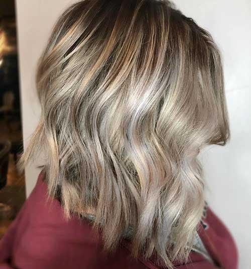 Short Blonde Hair - 31