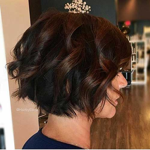 Short Curly Hair - 31