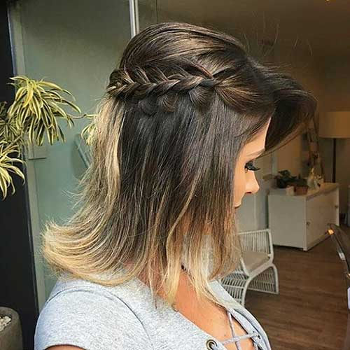 Braids for Short Hair 2017 - 32