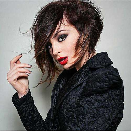 Short Asymmetrical Haircuts 2017 - 32