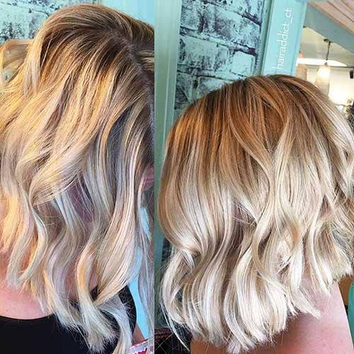 Short Blonde Hair 2017 - 32