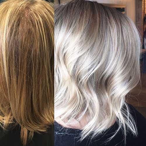 Short Blonde Hairstyles 2017 - 32