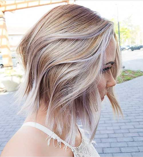 Short Layered Hairstyles 2017 - 32