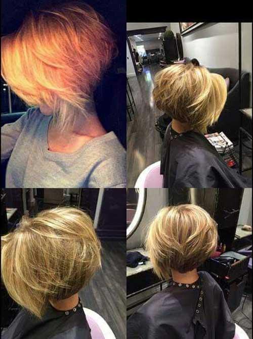 Short Haircuts For Women 2015-32