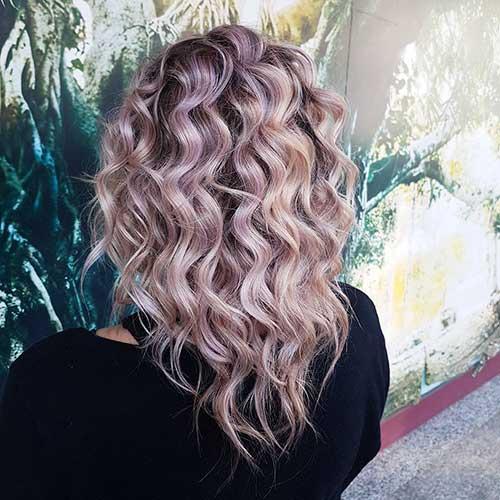 Nice Short Curly Hair - 33