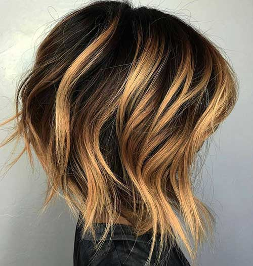 Super Short Layered Hairstyles - 33