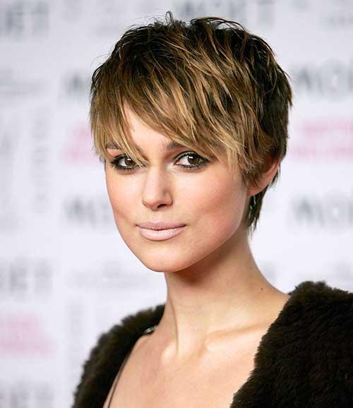 35+ Short Haircuts For Women 2015