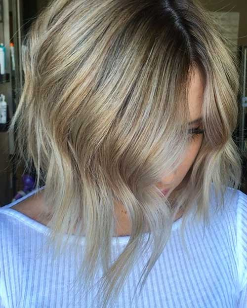 Hairstyle for Short Hair - 34