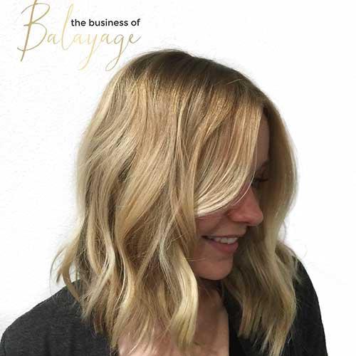 Short Blonde Hairstyles - 35