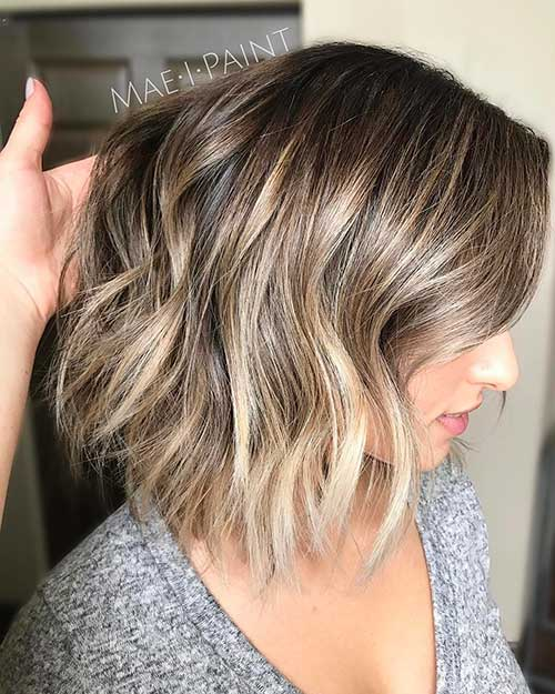 Hairstyles for Short Hair 2017 - 36