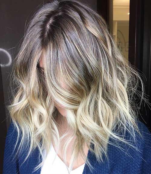Short Messy Hair 2017 - 36