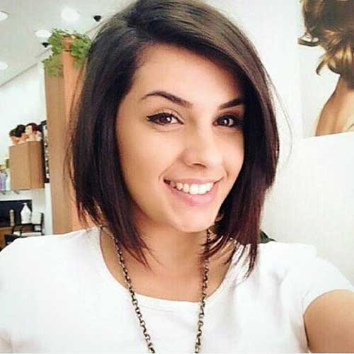 Hairstyle for Short Hair - 38