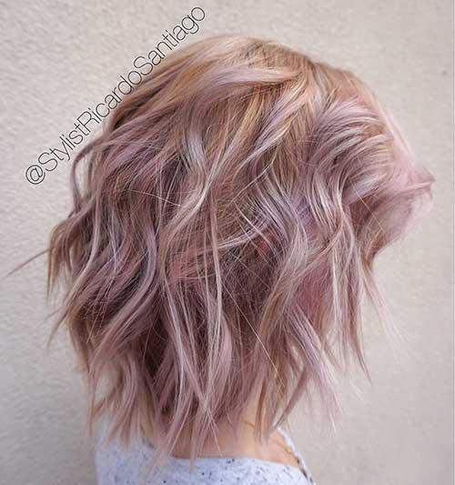 Short Choppy Hairstyle - 38