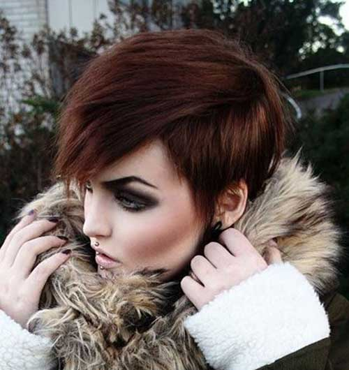 Short Haircuts For 2015-38