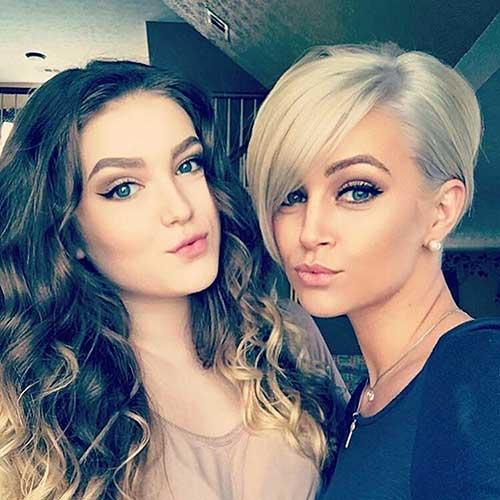 30 Pics Of Chic Amp Fun Short Blonde Haircuts