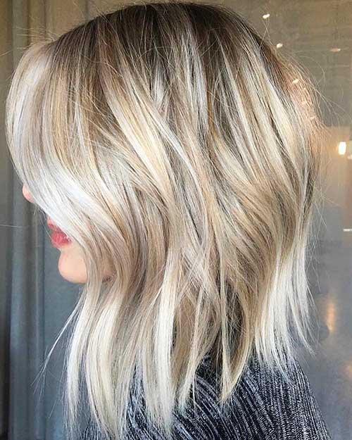 Short Hairstyles 2016 Blonde