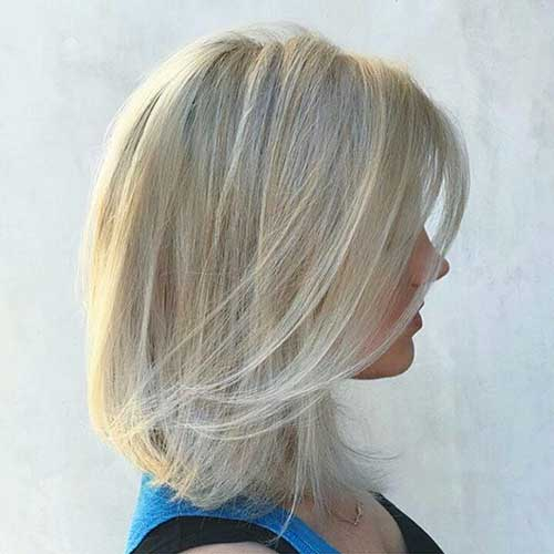 Latest Short Blonde Hair - 6