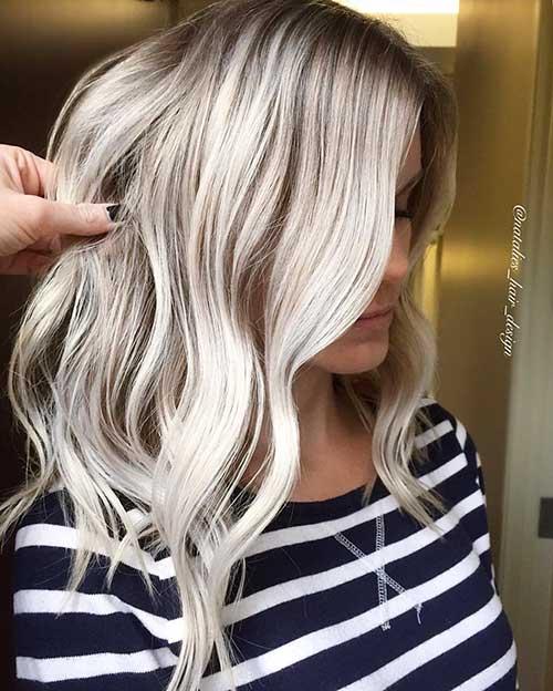 New Short Blonde Hair - 6