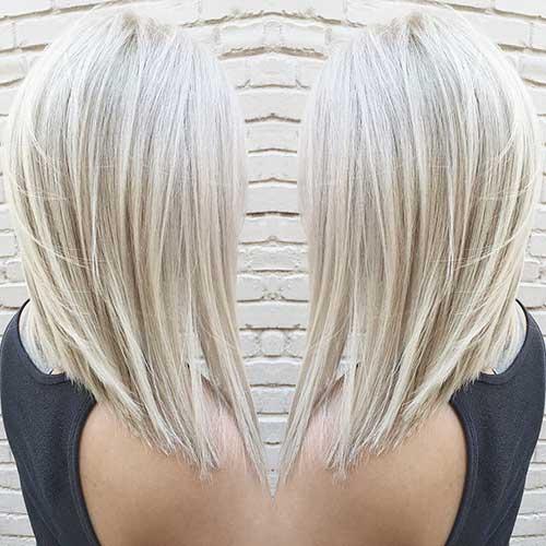 New Short Straight Hair - 6