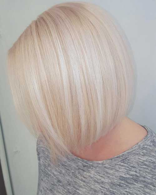Popular Short Blonde Haircuts - 6