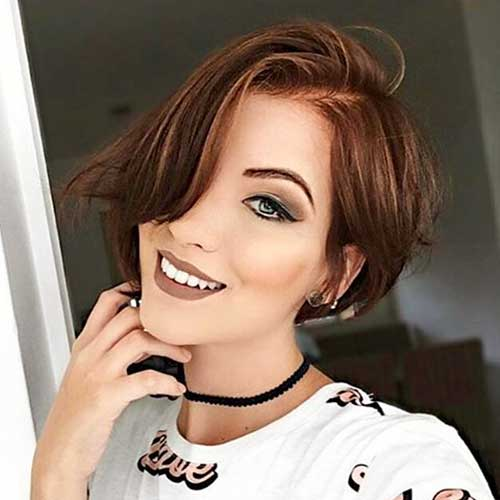 Super Short Asymmetrical Haircuts - 6