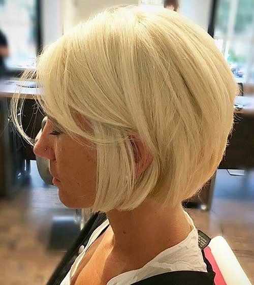 Super Short Blonde Hairstyles - 6