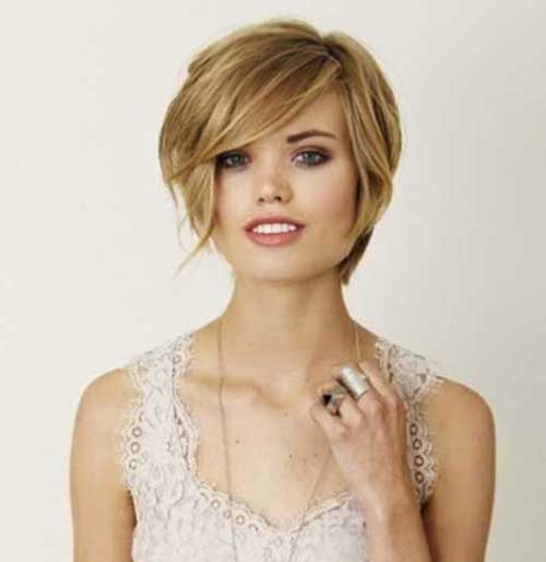 Hairstyles For Short Hair 2014-6
