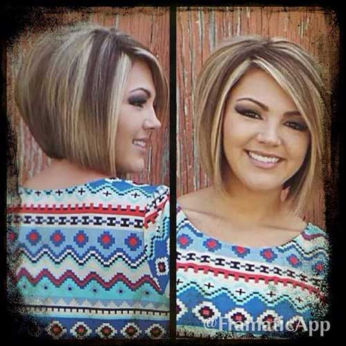 Hairstyles for Short Medium Hair-6