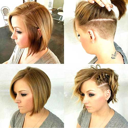 Braids for Short Hair - 7