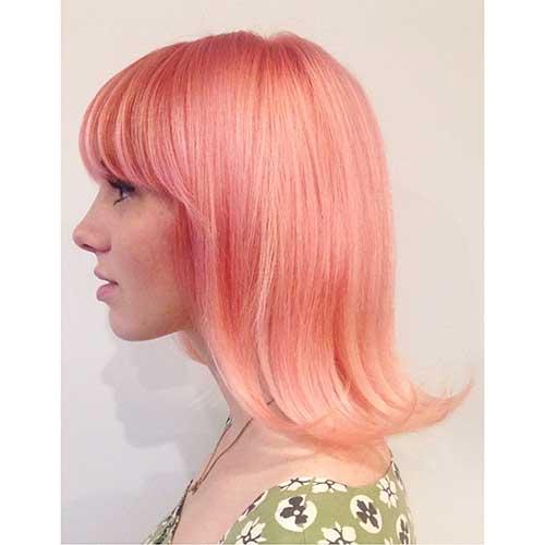 Pink Short Hair - 7