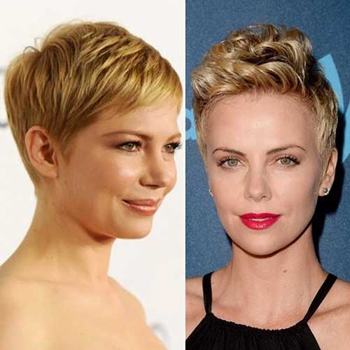 Short Blonde Haircuts - 7