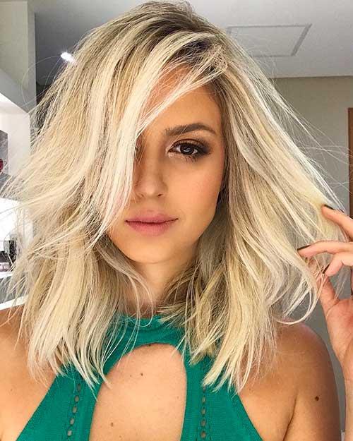 Short Blonde Hairstyles - 7