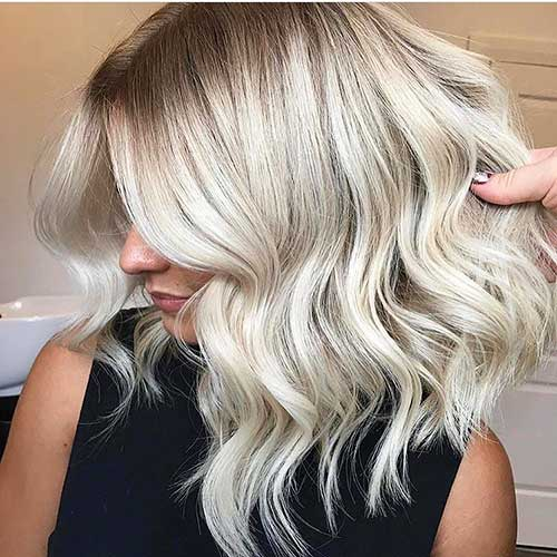 Short Blonde Hairstyles - 7