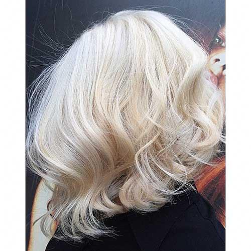 Short Blonde Hair - 7