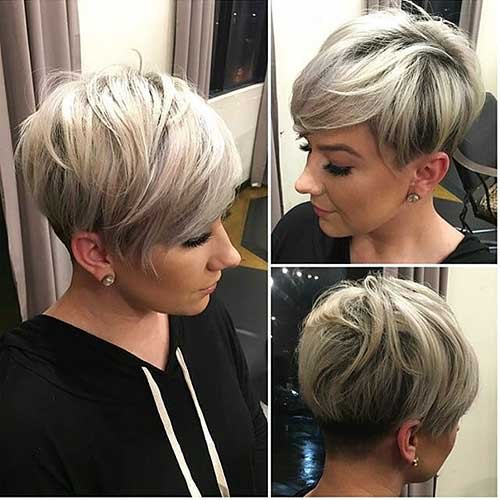 Short Hairstyles for Women - 7