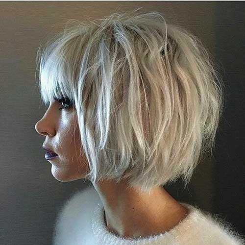 Short Layered Haircuts - 7