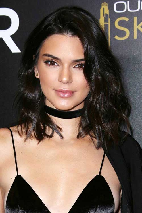 Celebrities with Short Hair-7