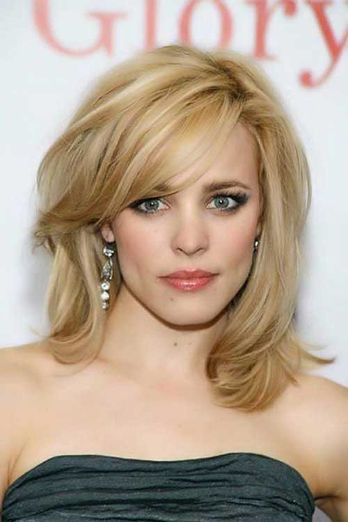 25 Best Hairstyles For Short Medium Hair