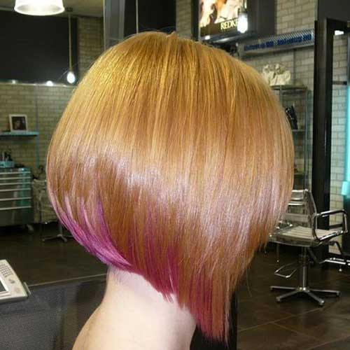Short Hair Colors-7