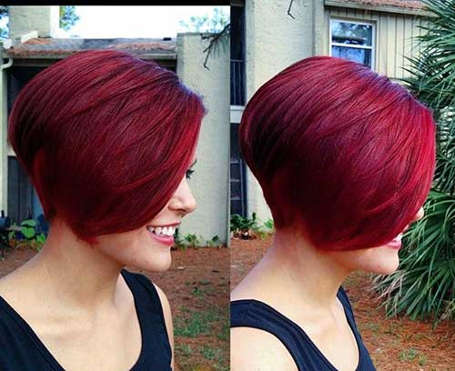 Short Haircuts For 2015-7