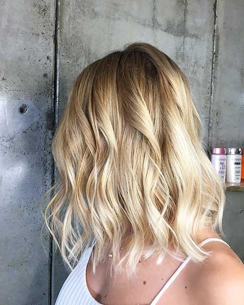 Short Blonde Hairstyles 2017 - 8