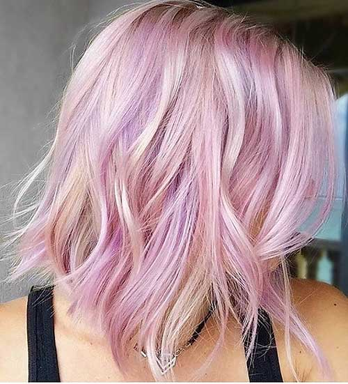 Short Choppy Hairstyles 2017 - 8