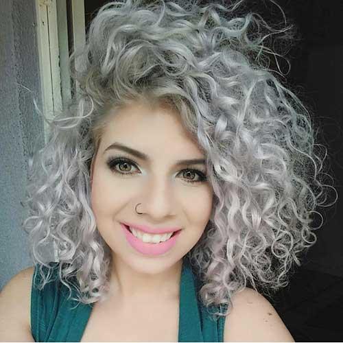 Short Curly Hair 2017 - 8