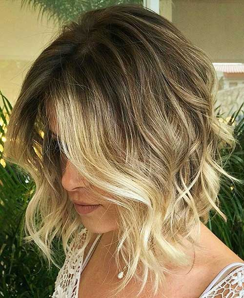 Short Haircuts for Curly Hair 2017 - 8