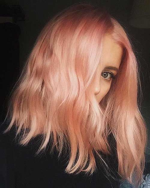 Short Hairstyles for Girls 2017 - 8