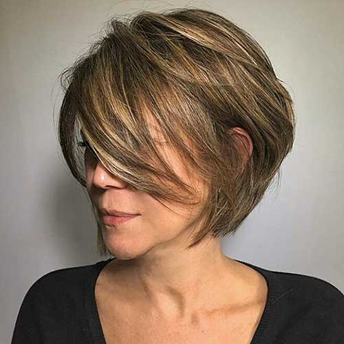 Short Layered Hairstyles 2017 - 8